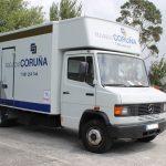 Mudanzas Couña nuevos vehículos de transporte de mercancías